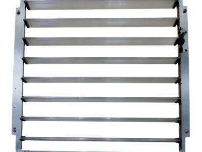 חלון תריס רפפה לחממה ביתית