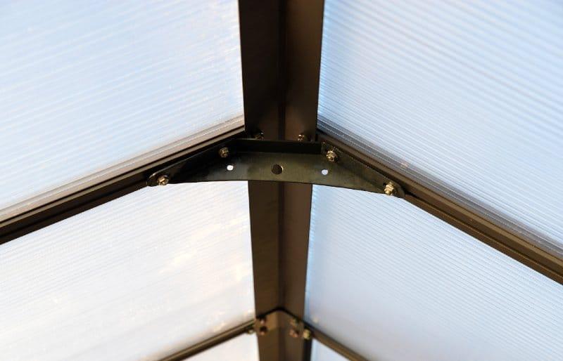 חממה ביתית גלורי חיבורי תקרה2