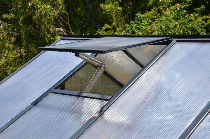 חממה ביתית גלורי חלון אוורור
