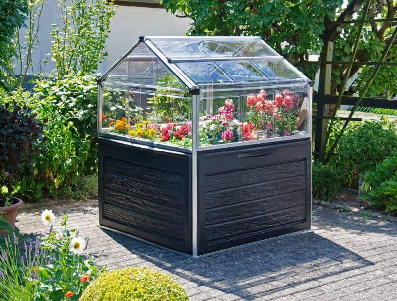 חממה ביתית מיני לגינה
