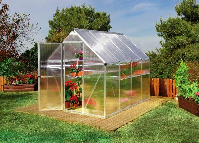 חממה ביתית מיתוס לגינה