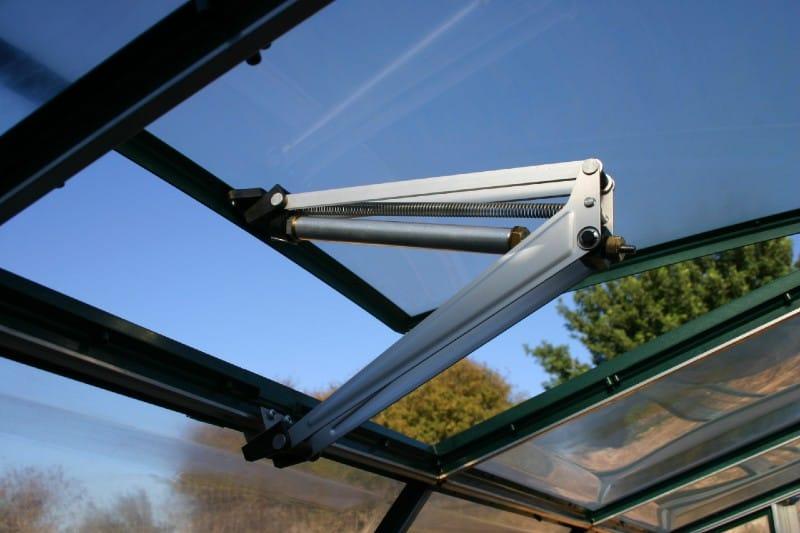 פותח חלון אוטומטי לחממות ביתיות