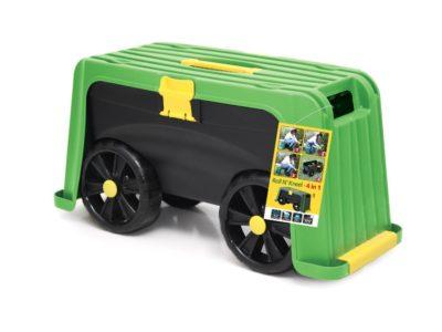 ארגז כלים לגינה על גלגלים
